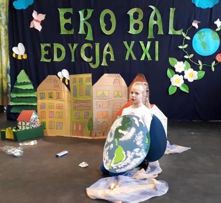 XXI EDYCJA GMINNEGO KONKURSU EKOLOGICZNEGO EKO-BAL
